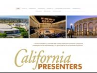 calpresenters.org Thumbnail