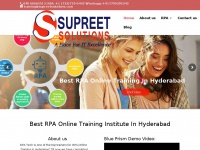 Rpaonlinetraining.in