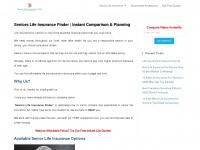 seniorslifeinsurancefinder.com