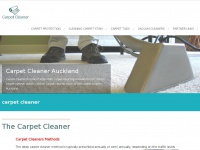 carpet-cleaner.co.nz Thumbnail