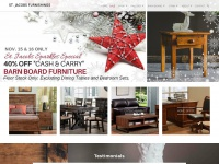 Stjacobsfurnishings.ca