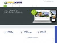 ezfreightwebsites.com