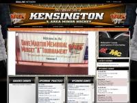 kensingtonminorhockey.ca Thumbnail